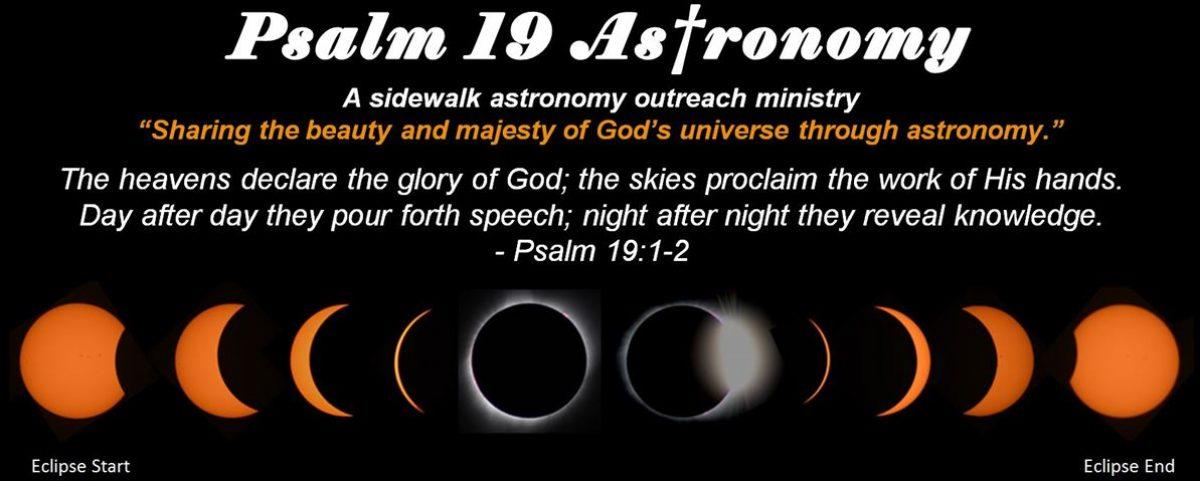 Psalm 19 Astronomy Society